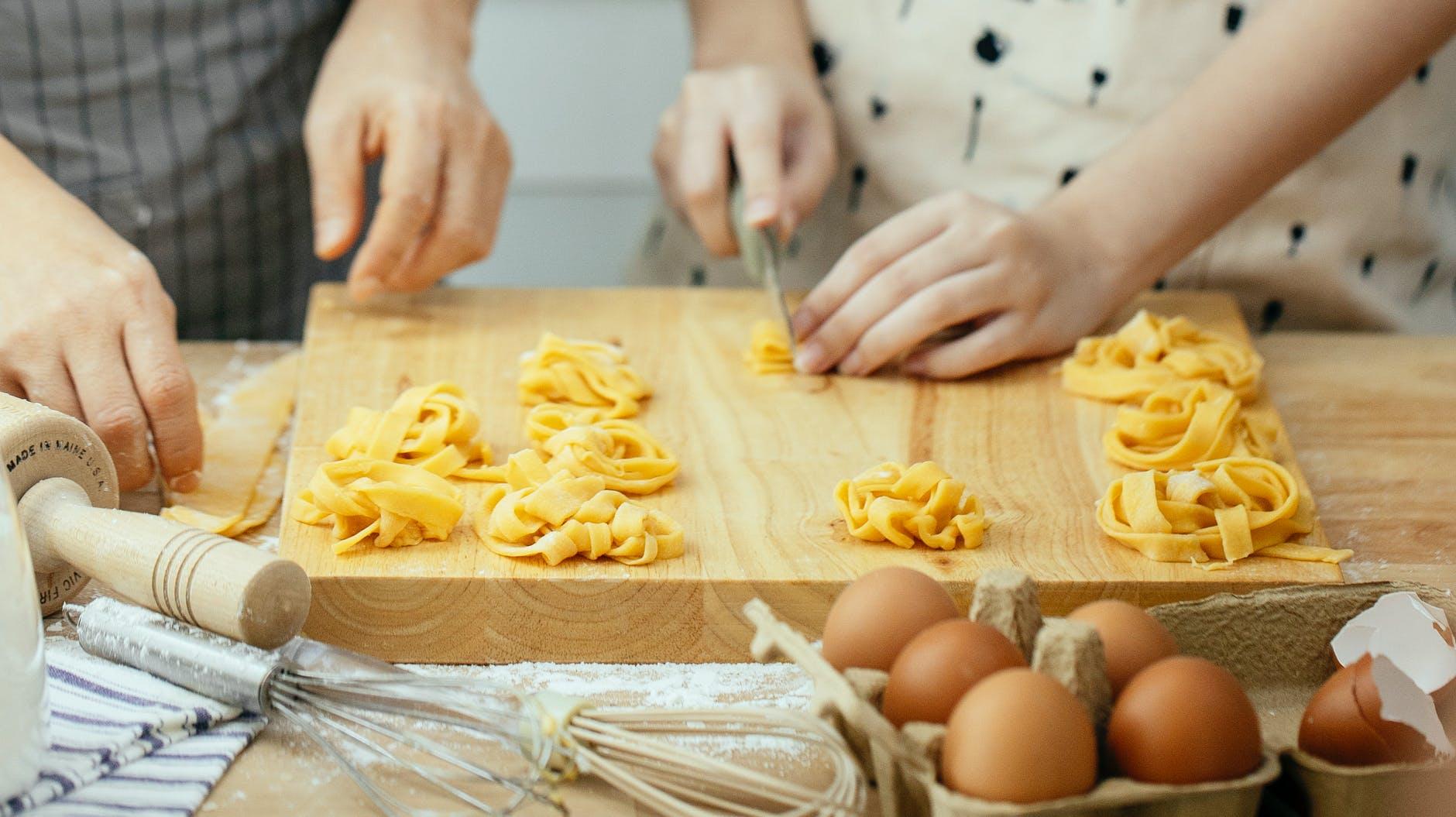 Cucina Mulino di Suardi comunità educativa